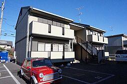 コート倉B[2階]の外観
