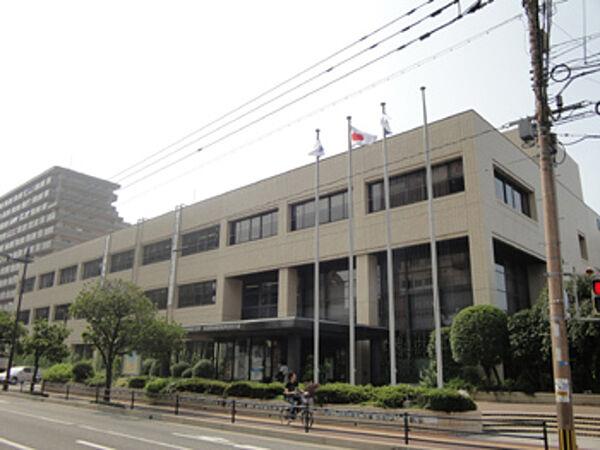 福岡市城南区役所 350m