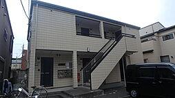 アークハイツ横浜[0102号室]の外観