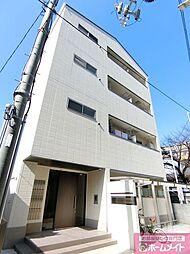 大阪府東大阪市小阪1丁目の賃貸マンションの外観