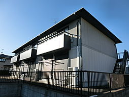 千葉県大網白里市みどりが丘2丁目の賃貸アパートの外観