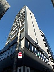 東京都世田谷区駒沢2丁目の賃貸マンションの外観