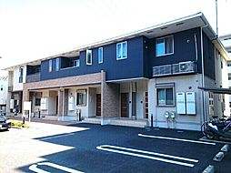 神奈川県大和市深見西4丁目の賃貸アパートの外観