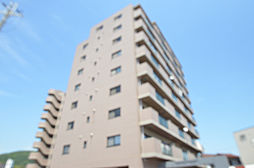 キャッスルコート東辻井[9階]の外観