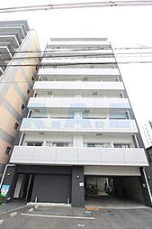 大阪府大阪市住吉区苅田7の賃貸マンションの外観