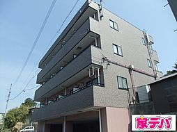 愛知県愛知郡東郷町大字和合字知々釜の賃貸アパートの外観