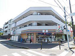 神奈川県横浜市港南区港南台2丁目の賃貸マンションの外観