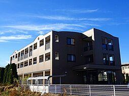 茨城県筑西市小川の賃貸マンションの外観