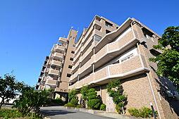 大阪府羽曳野市島泉9の賃貸マンションの外観