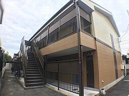 愛知県瀬戸市柳ケ坪町の賃貸アパートの外観
