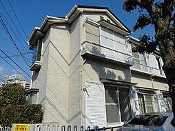 コーポ駒沢[1階]の外観