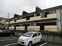 神奈川県横浜市都筑区荏田南4丁目の賃貸アパートの外観