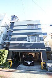 デザイナーズ8マンション[4階]の外観