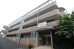 神奈川県横浜市戸塚区汲沢4丁目の賃貸マンションの外観