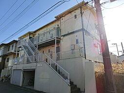 千葉県千葉市緑区おゆみ野中央3丁目の賃貸アパートの外観