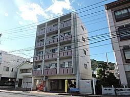 長崎県長崎市竹の久保町の賃貸マンションの外観