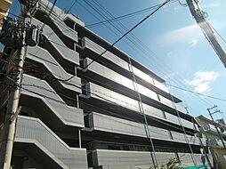 兵庫県神戸市灘区将軍通3丁目の賃貸マンションの外観