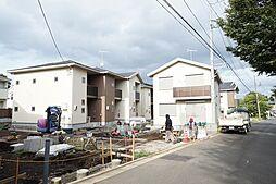 (仮)平塚市北金目3丁目シャーメゾンB[103号室]の外観