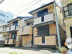 トラスト神戸[2階]の外観