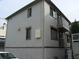 ブラックパール[2階]の外観