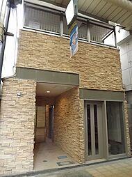 大阪府大阪市淀川区西三国3丁目の賃貸マンションの外観
