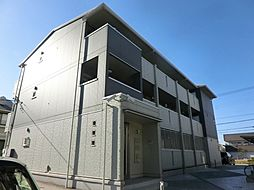 千葉県市原市君塚2丁目の賃貸アパートの外観