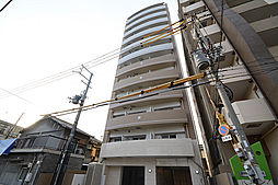 ラシーヌ宿院[9階]の外観