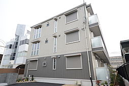 大阪府堺市堺区旭ヶ丘北町1丁の賃貸アパートの外観