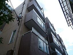 シャトー平野[4階]の外観