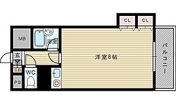 サンピア21[6階]の間取り