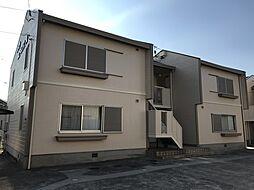 ハイツフローレンス A棟[2階]の外観