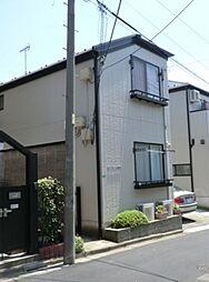 東京都中野区野方5丁目の賃貸アパートの外観