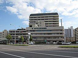 西市民病院 515m