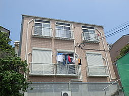 ハーミットクラブハウス西谷A棟[1階]の外観