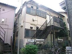 神奈川県川崎市高津区溝口1丁目の賃貸アパートの外観