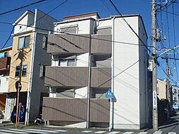 カーナYokohama[101号室]の外観