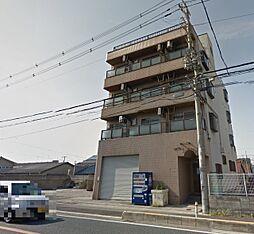 レジデンスヤマダ[4階]の外観