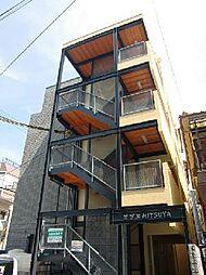 大阪府大阪市淀川区三津屋中1丁目の賃貸マンションの外観