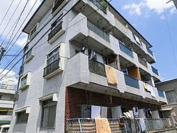 天王マンション[1階]の外観
