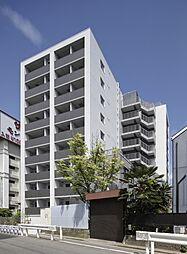 千葉県船橋市本町5丁目の賃貸マンションの外観