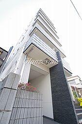 神奈川県横浜市神奈川区松本町3丁目の賃貸マンションの外観