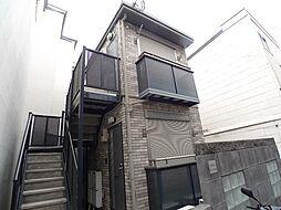 大岡山サンハイムA[1階]の外観