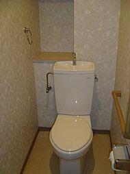ハーヴィス・カエロンのトイレ