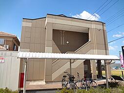 滋賀県犬上郡豊郷町大字安食南の賃貸マンションの外観