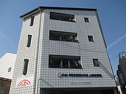 OMレジデンス上新庄駅前[1階]の外観