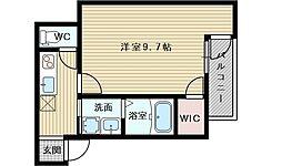 フジパレス瑞光5番館[2階]の間取り