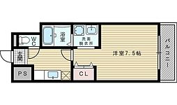 ニューノモトマンション[2階]の間取り