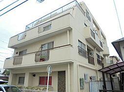 神奈川県横浜市南区南太田3丁目の賃貸マンションの外観