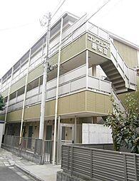 コンフェスト晋栄III[2階]の外観