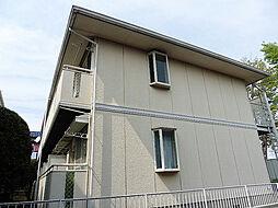 フローラルハイツ[2階]の外観